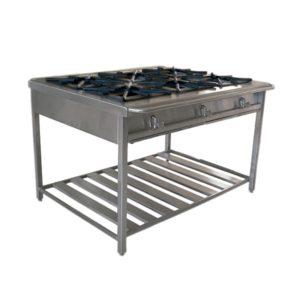 Cocinas industriales archivos frionox - Cocinas industriales de gas ...