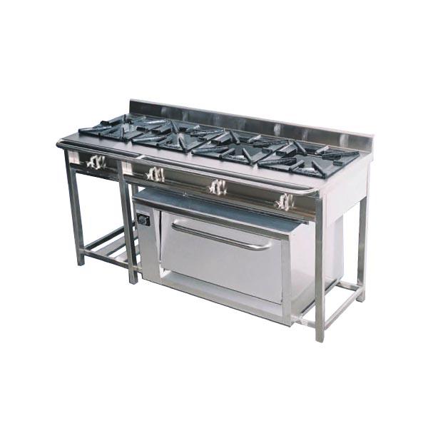 Cocina mural en l nea con horno frionox cml 4 h frionox for Pozas para cocina
